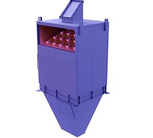 Циклоны батарейные БЦ-2